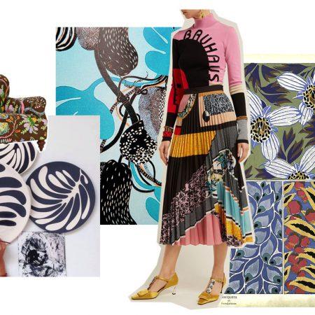 Design de Superfícies &  Estamparia Têxtil